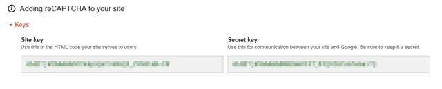 API key発行